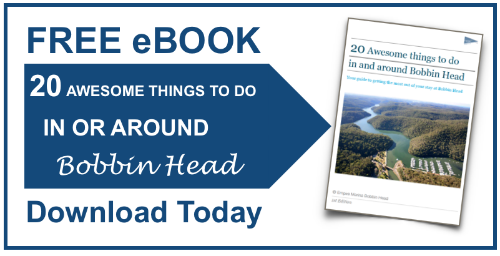 Free eBook 20 Awesome things to do in or around Bobbin Head