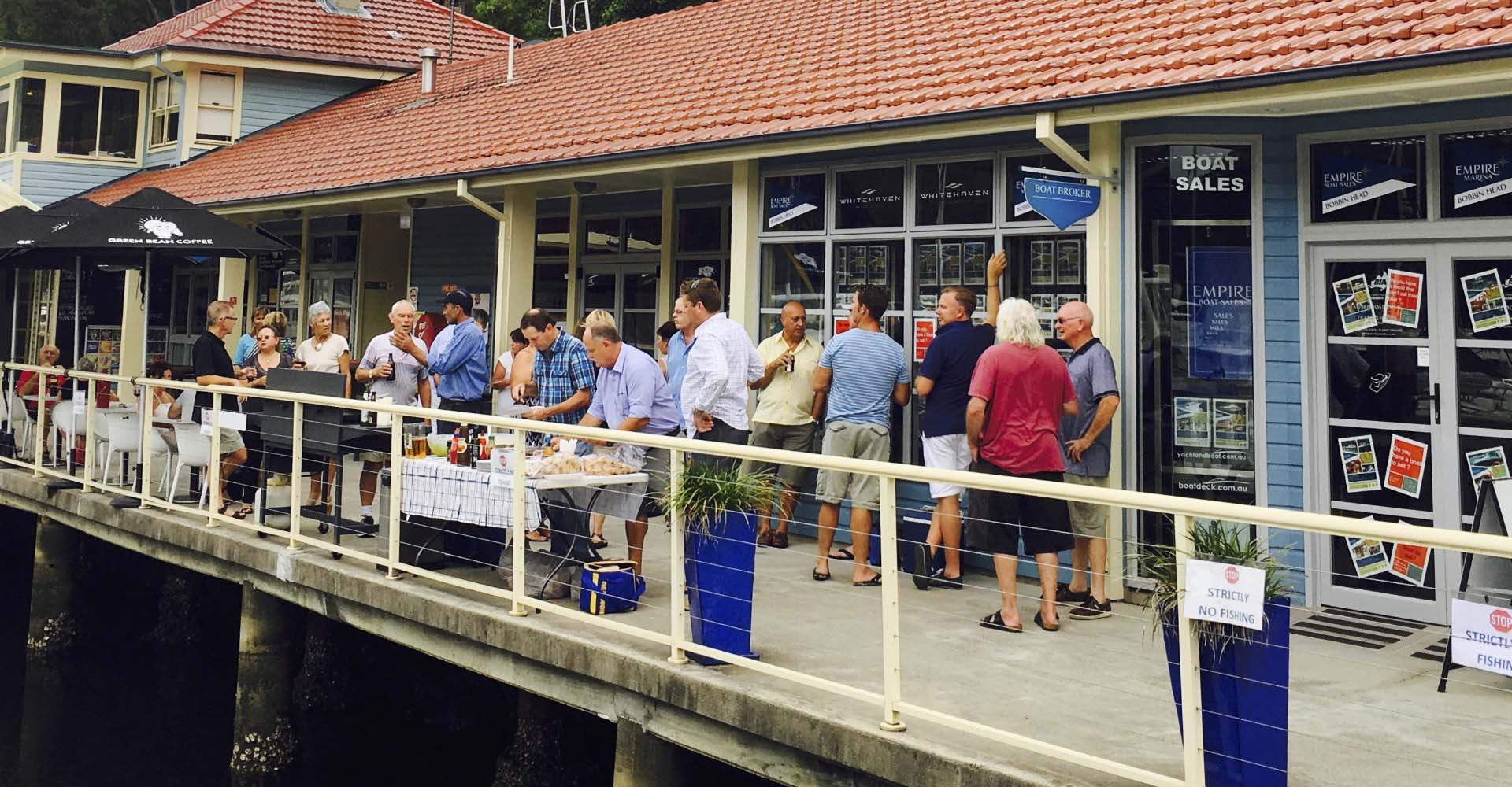 Events at Empire Marinas Bobbin Head
